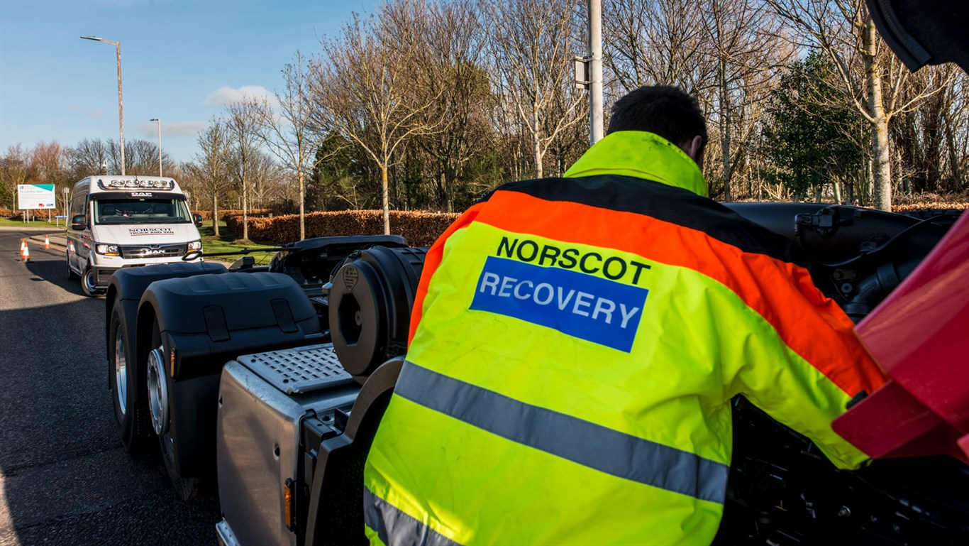 Norscot Truck Recovery Service
